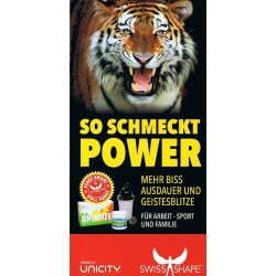 SWISS SHAPE GET READY PACK POWER Programm